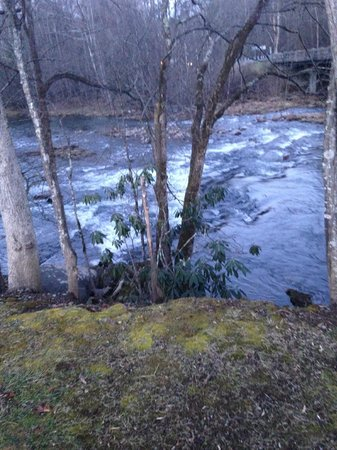 Westgate Smoky Mountain Resort & Spa: rio de camino