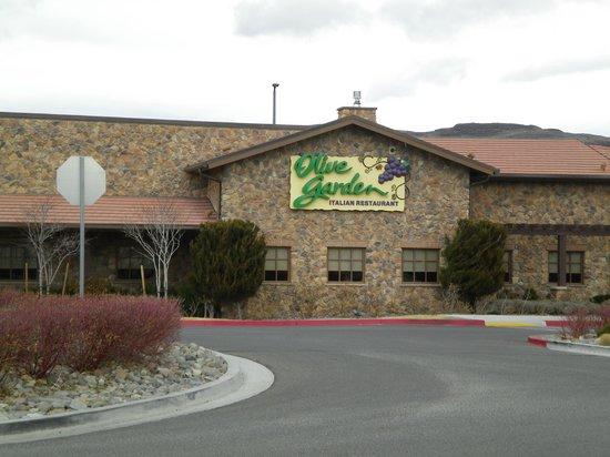 Olive Garden at Legends, Sparks