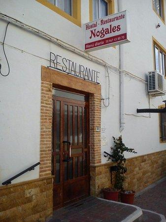 Nerpio, Espanha: Hostal Restaurante Los Nogales