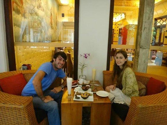 Casa Colombo: Restaurant