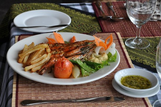 Hsipaw Resort : Lunch