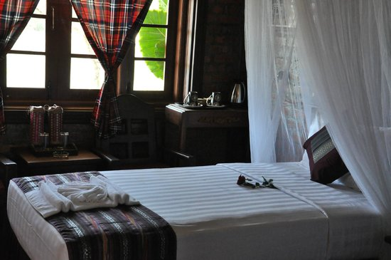 Hsipaw Resort : Room