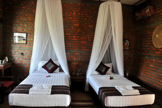 Hsipaw Resort : Beds