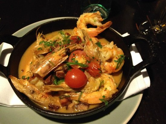 Jackson 20: Carolina Shrimp & Grits