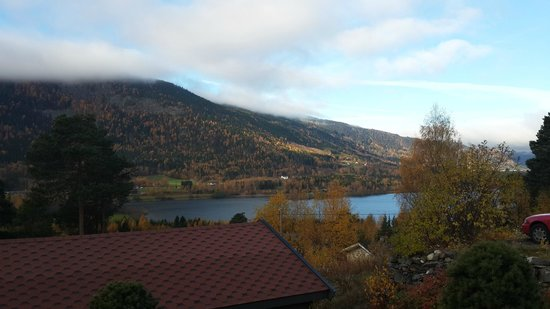 Meetingpoint Hafjell Hotel & Resort: Природа возле отеля
