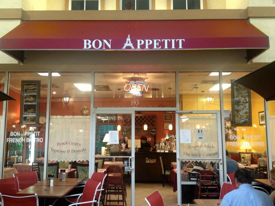 Bon Appetit French Bistro Estero Restaurant Reviews