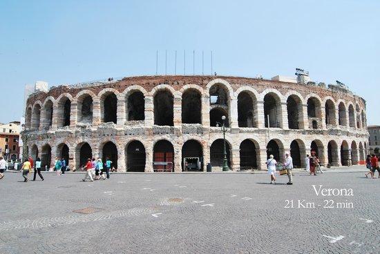 Antica Dimora Il Conte di Verona: Verona
