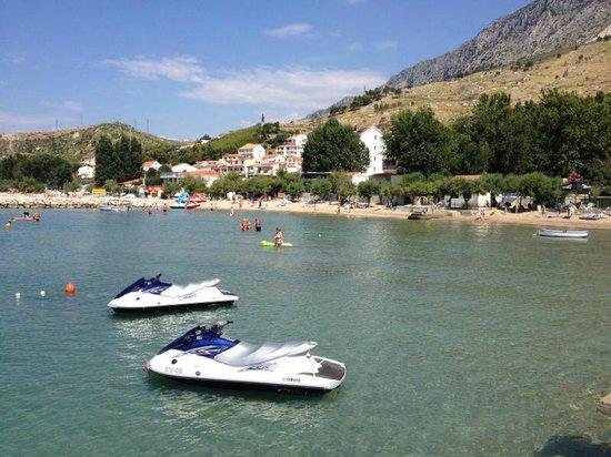 Duce, Croatia: -JET SKIs- Yamaha VX Sport (2013)