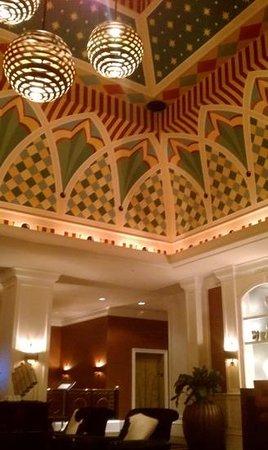 Kimpton Hotel Monaco Denver : beautiful lobby at Hotel Monaco