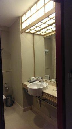 Prime Hotel Central Station Bangkok: bathroom