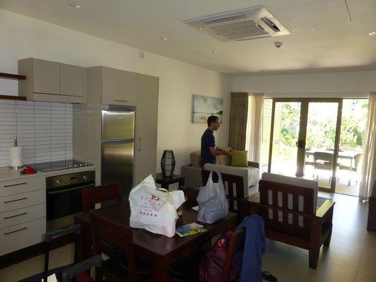 Wyndham Resort Denarau Island : One bedroom deluxe apartment