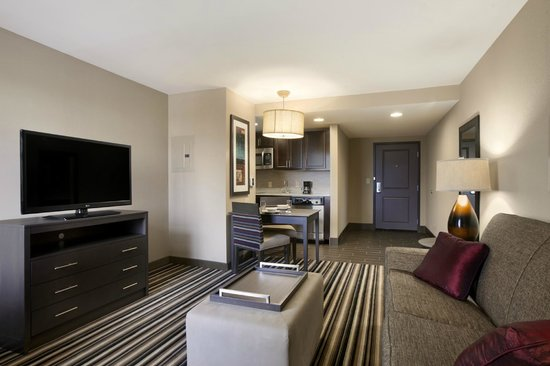 Homewood Suites by Hilton Columbus/OSU : Guest Room