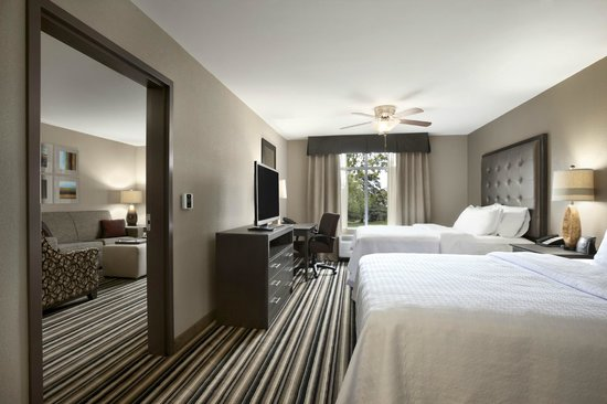 Homewood Suites by Hilton Columbus/OSU: Guestroom