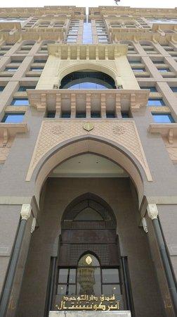 InterContinental Dar Al Tawhid: Hotel's entrance