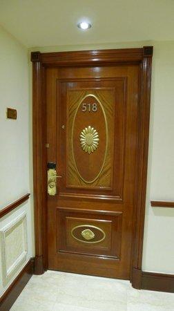 InterContinental Dar Al Tawhid: Door