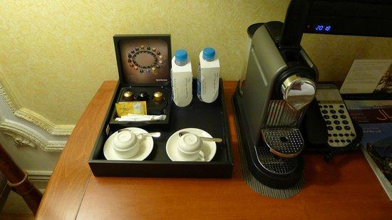 InterContinental Dar Al Tawhid: Nespresso
