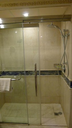 InterContinental Dar Al Tawhid: Shower