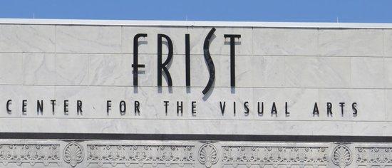 Frist Center for Visual Arts: Entrance