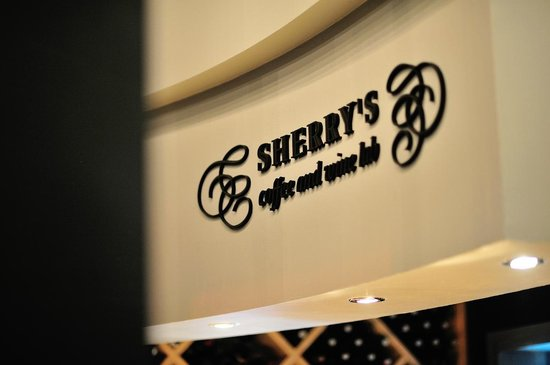 ‪Sherry's Coffee and Wine Lab‬