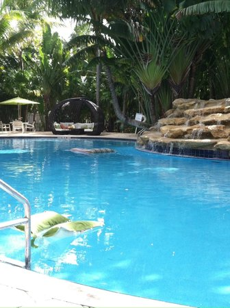 The Inn at Key West: pic of the beautiful pool