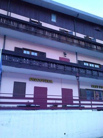 Hotel Campo Felice: ottima vista dalle camere