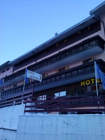Hotel Campo Felice: buon albergo senza eccessive pretese
