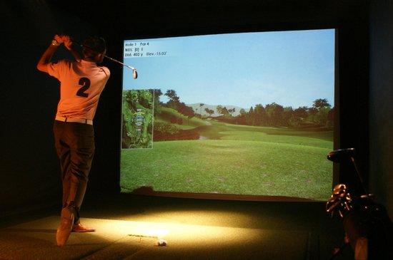 Golf Bar Leeds