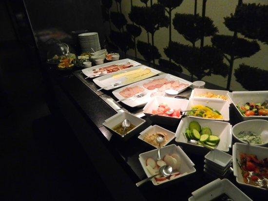 Bohem Art Hotel: Breakfast