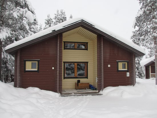 Immelmokit Cabins: our cabin