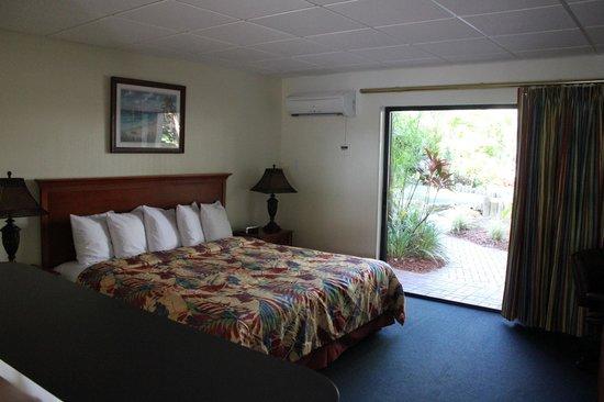 Best Western Naples Inn & Suites: Chambre standard