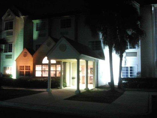 Jacksonville Plaza Hotel & Suites: hotel sávonds
