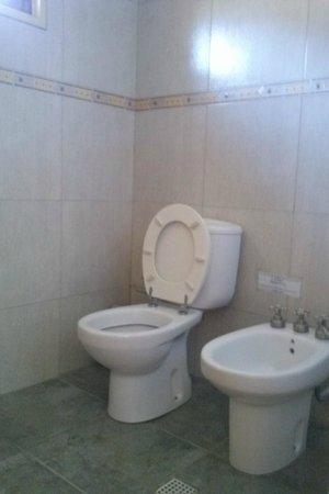 Pioneros del Valle: Toilette