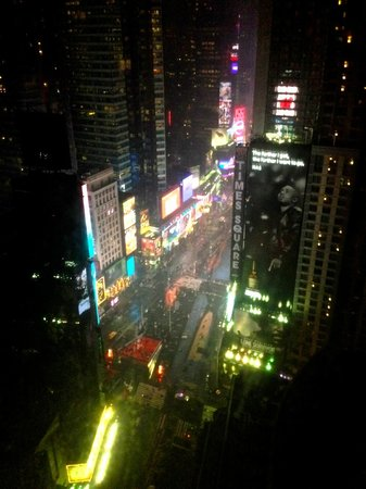 "Crowne Plaza Times Square Manhattan: ""Room with a View"""