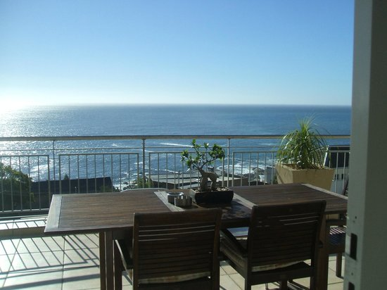3 On Camps Bay Boutique Hotel: view from the top