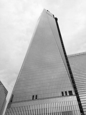 New York Highly Rated Tours : One World Trade Center