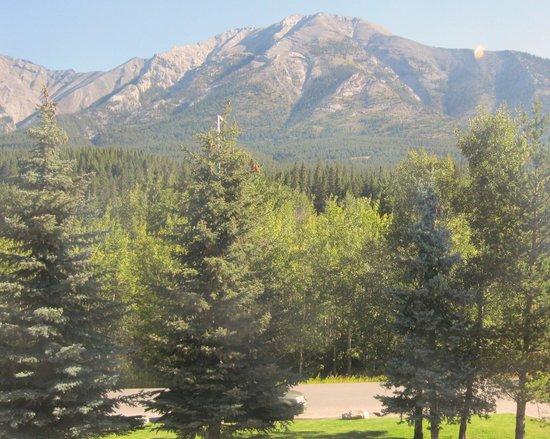 BEST WESTERN Pocaterra Inn: Executive Room View