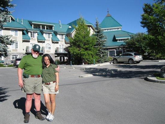 BEST WESTERN Pocaterra Inn: Pocaterra Inn September 2012
