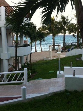 Sunscape Sabor Cozumel : view from 3511