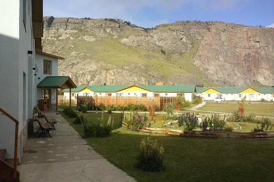 Pioneros del Valle: Vista desde el área recreativa