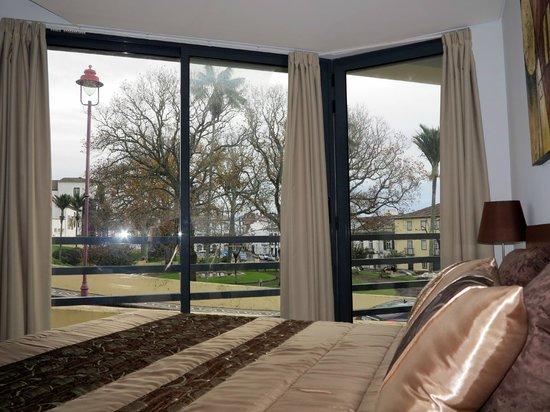 Wazores: Garden apartment