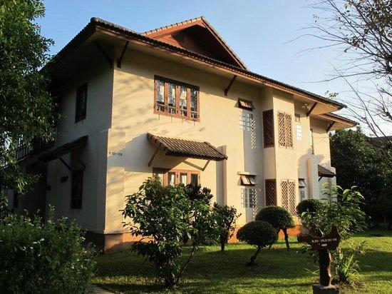 Teak Garden Spa Resort : 2 storey bungalow