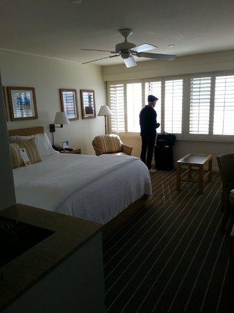 The Inn At Laguna Beach: Ocean View Room