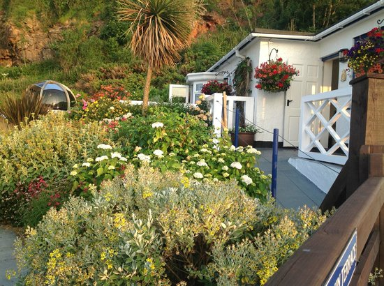 Cary Arms & Spa: Carey Arms Cottage rooms