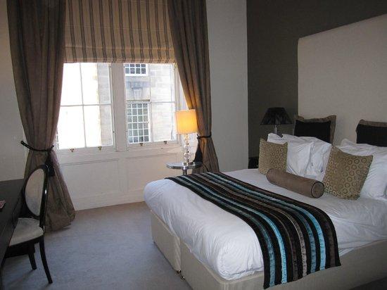Fraser Suites Edinburgh: 505?