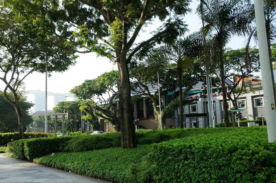 The Residence At Singapore Recreation Club: esterno