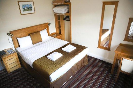 Belmore Court Motel: Standard Double Room