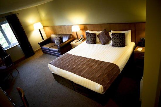 Belmore Court Motel: Executive Double
