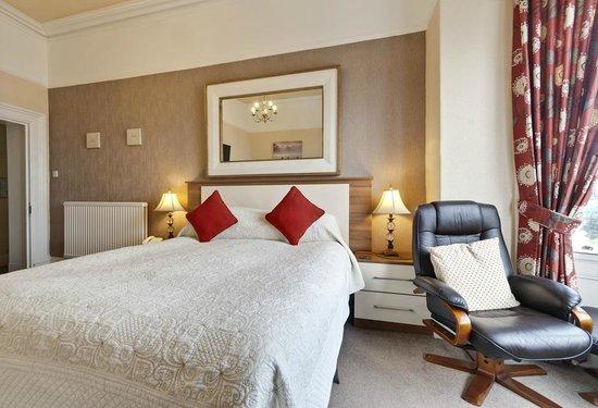 Lauriston Court Hotel : Room 4 Sea View