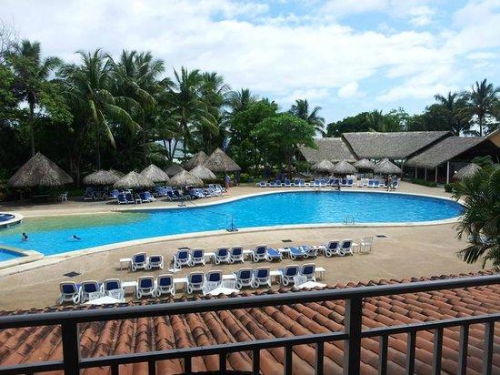 Occidental Tamarindo: Vista desde lobby