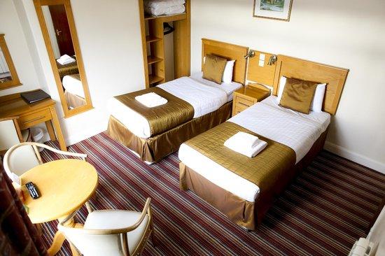Belmore Court Motel: Standard Twin Room